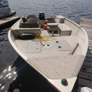 rons boat